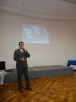André Mancuso falou em nome do Grupo