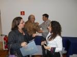 Monica (Inovar) e Rosangela (APS Treinamentos)