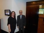 Valeria da Bem Receber Turismo com Luis Marcondes BBP/Agruparh