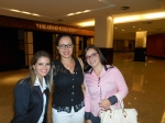 Cris Soares (Droga Rio) com colegas