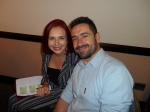 Dra. Ana Claudia e esposo