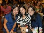 Fabiana, Janice e Mainara