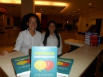 Show de simpatia e atendimento, alunas de ETEC Centro Paula Souza