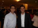Flavio da FRX com colega