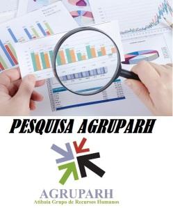 pesquisa agruparh