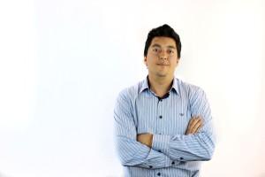 O professor e consultor Douglas Carvalho